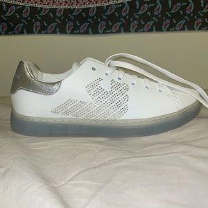Never worn Authentic Emporio Armani shoes